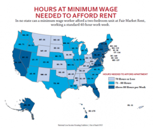 Map compares cost of living across the U.S. – League of Education Voters